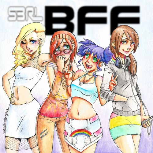 Remix Pack - BFF Parts 160BPM
