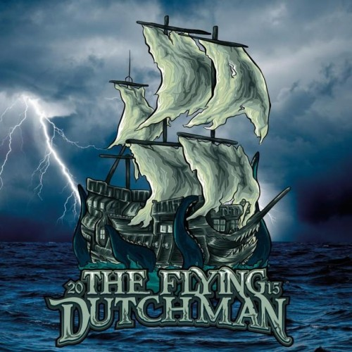 The Flying Dutchman 2015 - S3RL feat Tamika