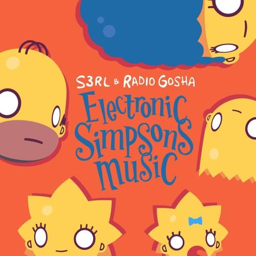 Electronic Simpsons Music - S3RL & Radio Gosha